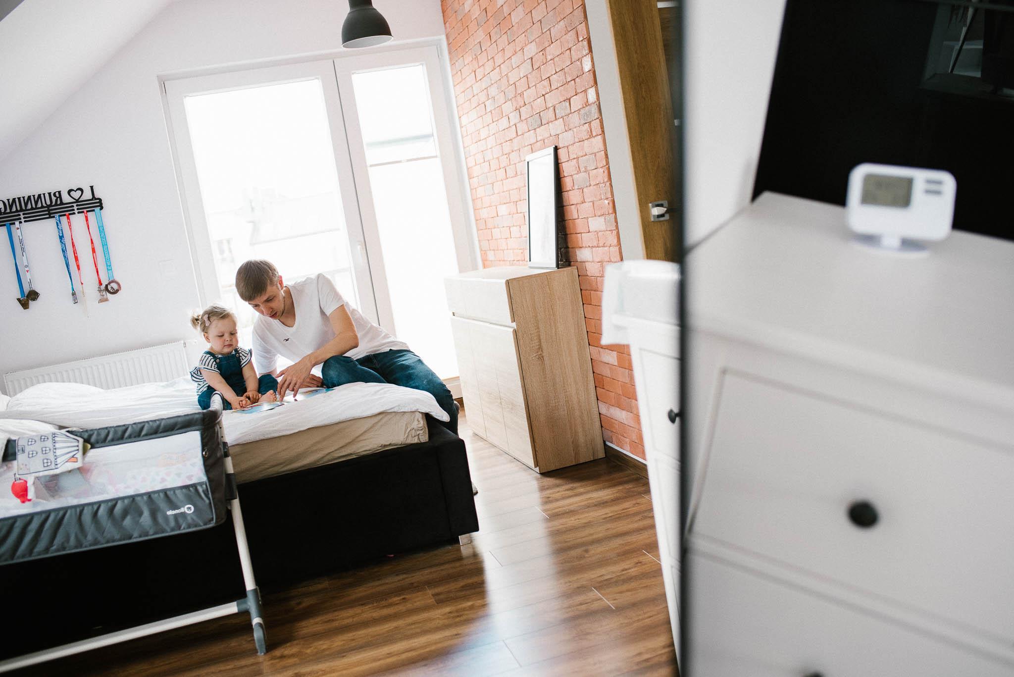 Jak przygotować dom do sesji lifestyle?