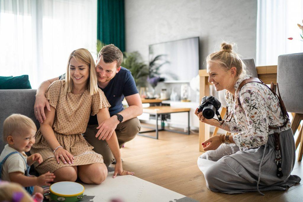 Warsztaty fotografii rodzinnej lifestyle