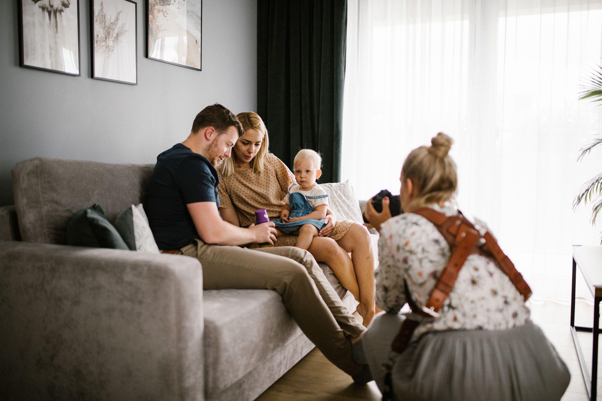 Warsztaty fotografii rodzinnej lifestyle Poznan